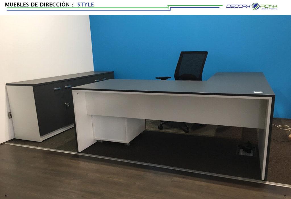 despacho Style negro