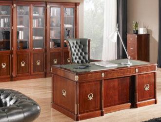 Muebles de Despacho Serie Clasic