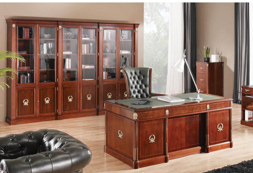 Muebles de despacho para abogados serie clasic