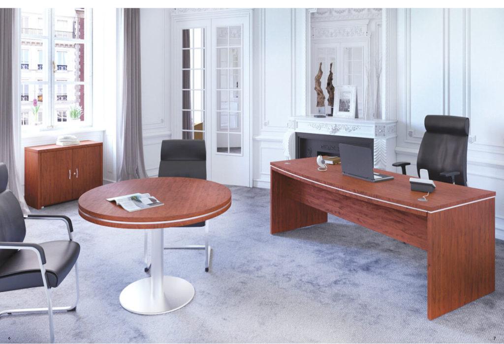Muebles de despacho serie class decoraoficina for Muebles para despacho
