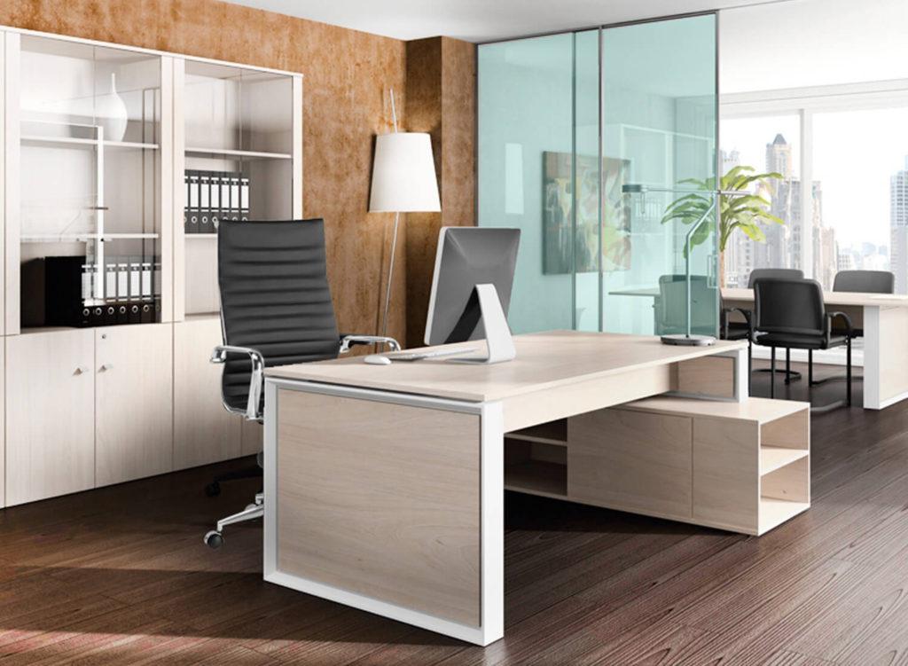 Muebles de despacho serie insignia decoraoficina for Muebles para despacho