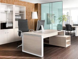 Muebles de Despacho Serie Insignia