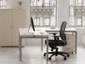 Muebles de Oficina Serie LOGIC