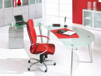 Muebles de Despacho Serie Sky