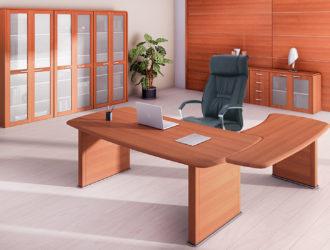 Muebles de despacho serie soft