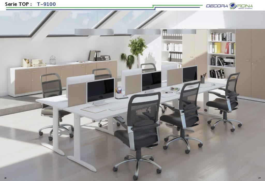 Muebles serie Top 9100 01