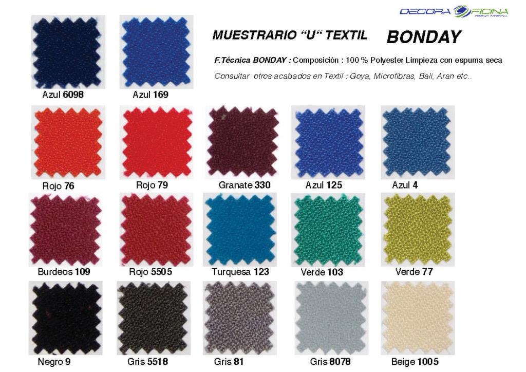 Muestras Textil U