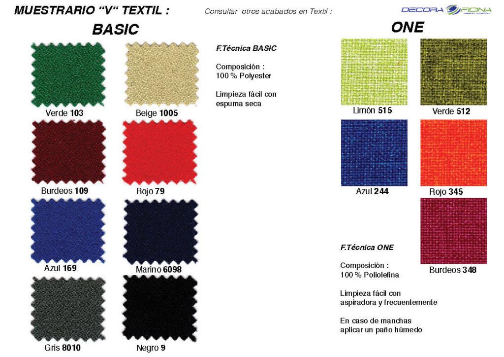 Muestrario Textil V