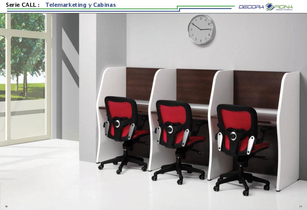 Serie Call center 5