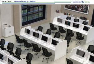 Serie Call center 8