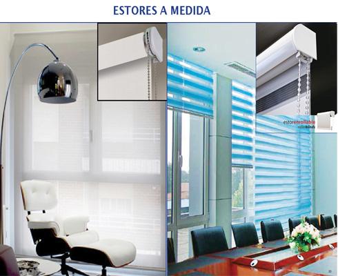 Estores para oficinas decoraoficina for Estores para oficinas