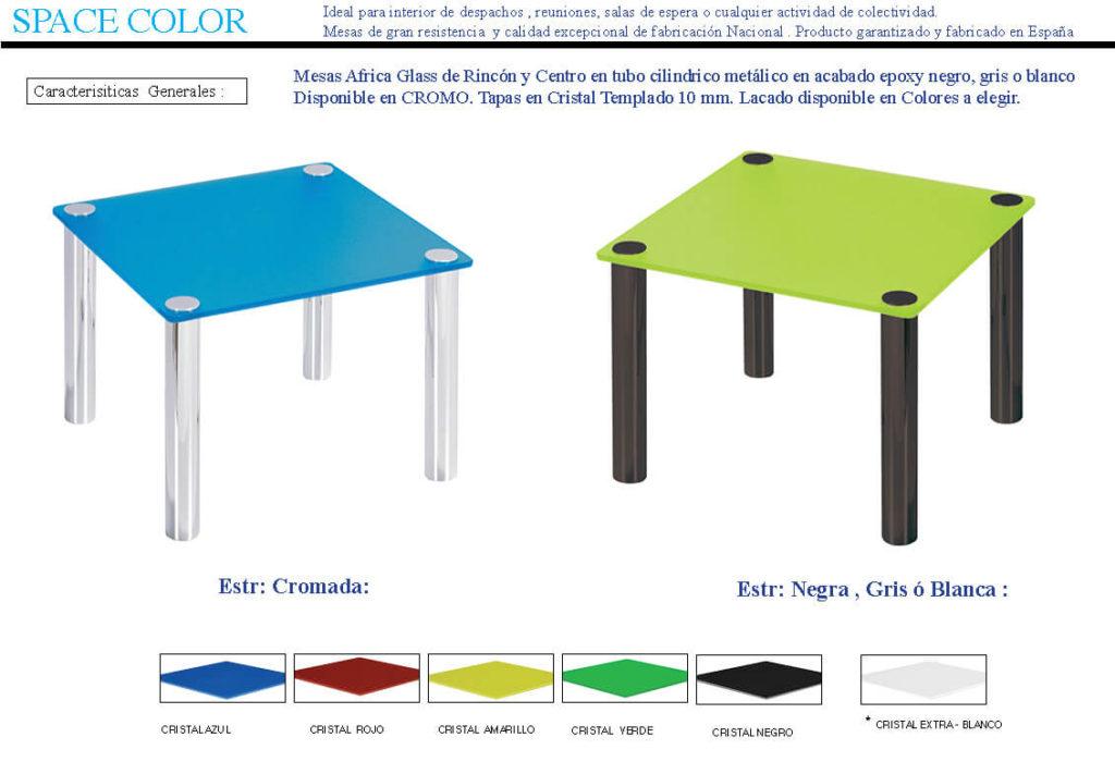 Mesa espera Space color5