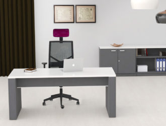 Muebles de Desplacho Serie Tempo