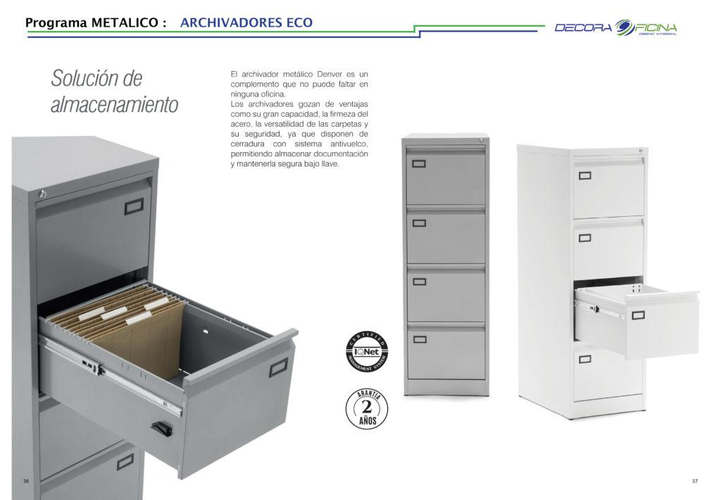 archivadores Eco 1