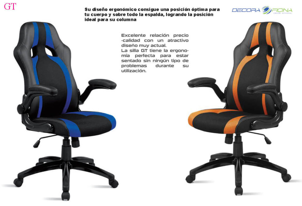 Sillas Gaming GT 2