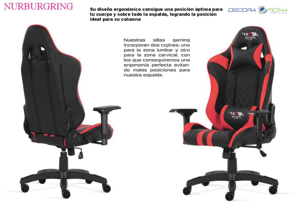 Sillas Gaming Nurbur2