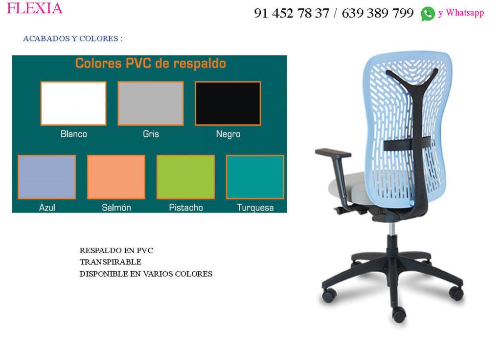 Acabados Flexia PVC