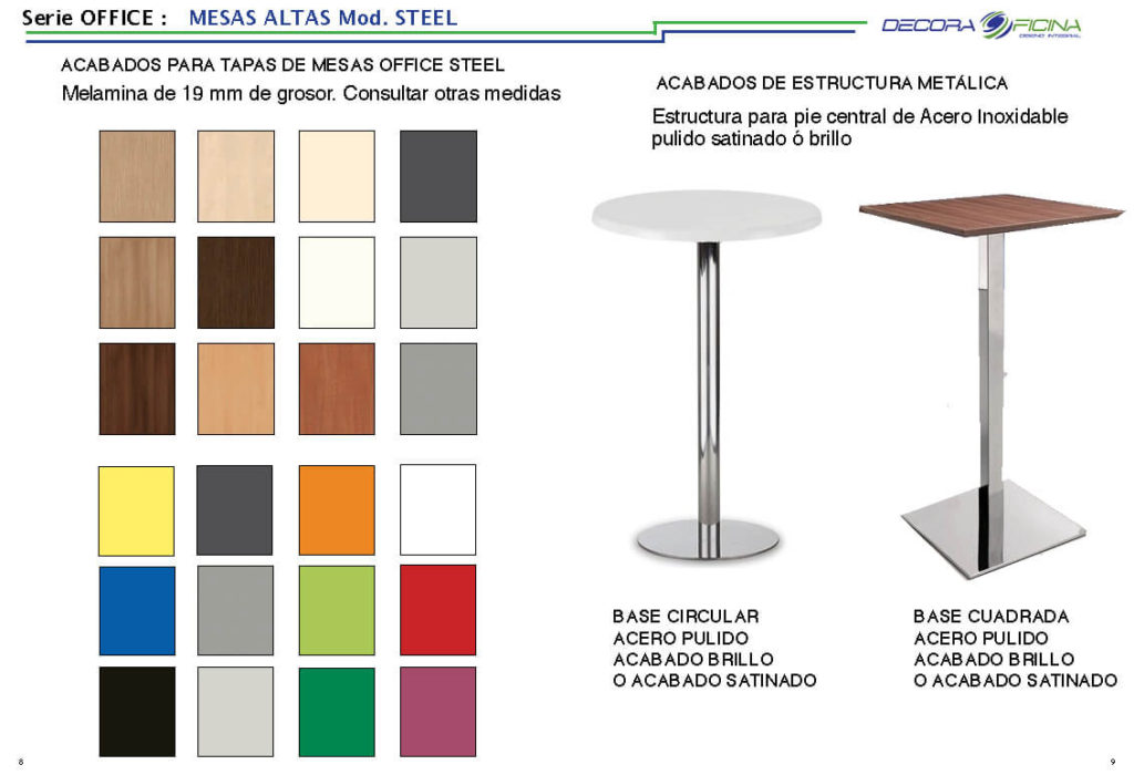 Acabados Office Steel 1