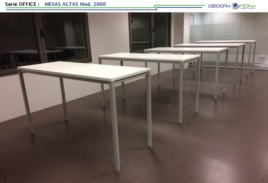 Mesas Altas Office 2000 2