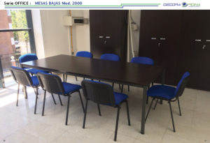 Mesas Office 2000B 7