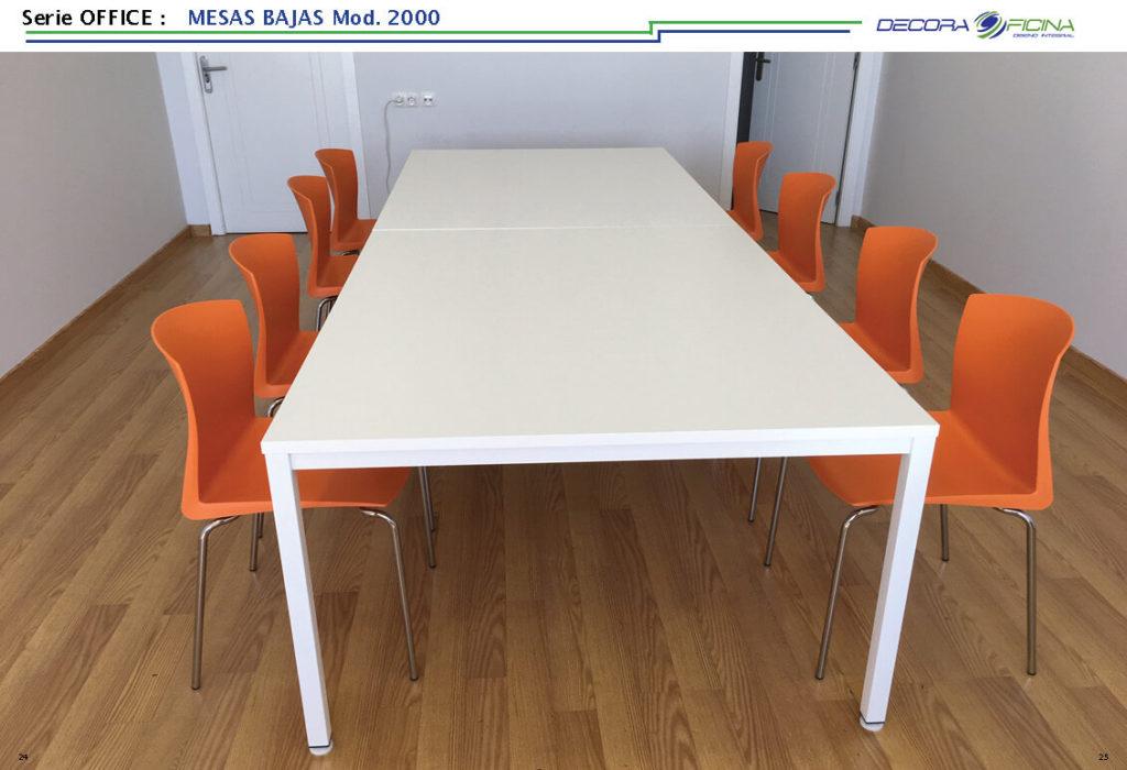 Mesas Office 2000B 9