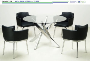 Mesas Office Glass 10