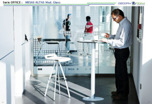 Mesas Office Glass 2