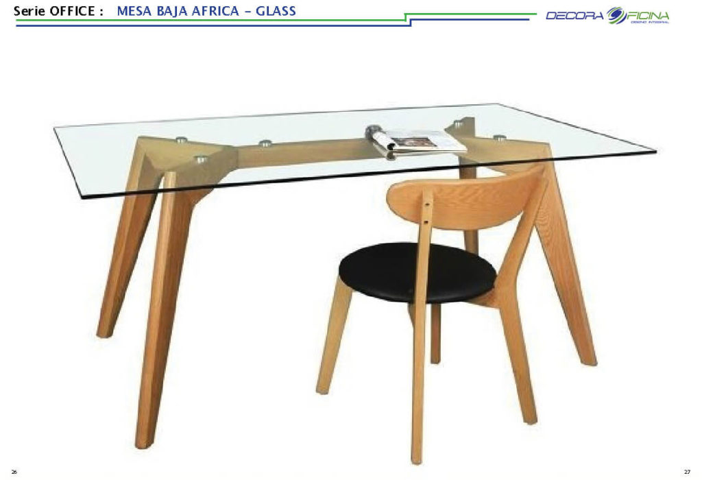 Mesas Office Glass 7