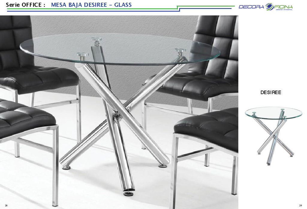 Mesas Office Glass 8
