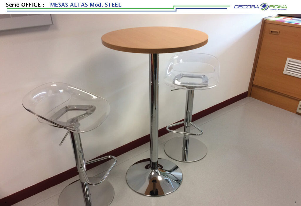 Mesas Office Steel 1