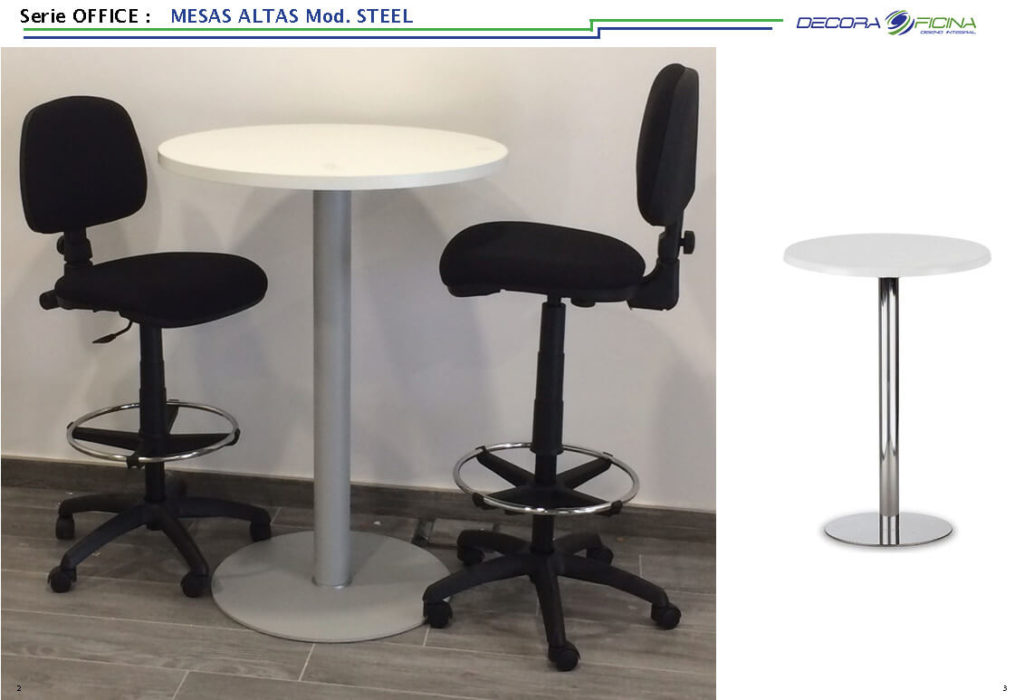 Mesas Office Steel 2