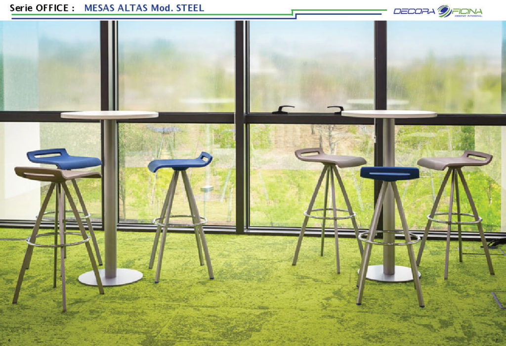 Mesas Office Steel 3