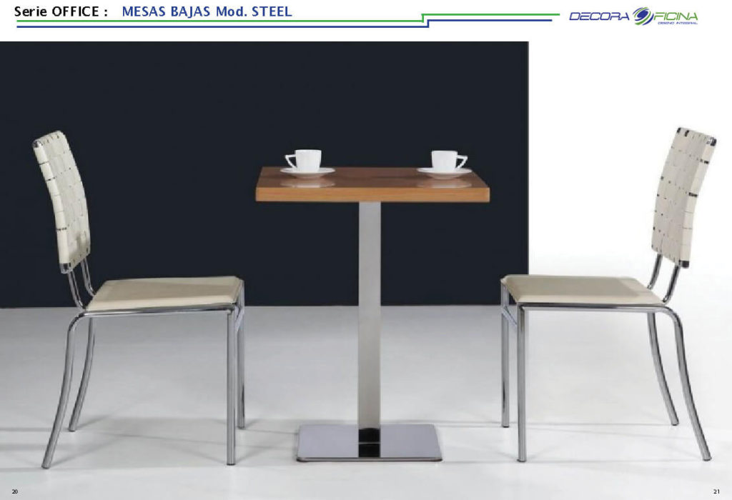 Mesas Office Steel 6