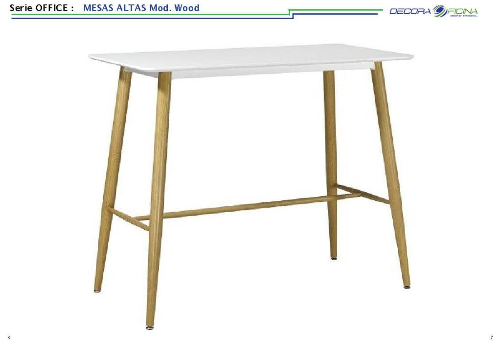 Mesas Office Wood 3