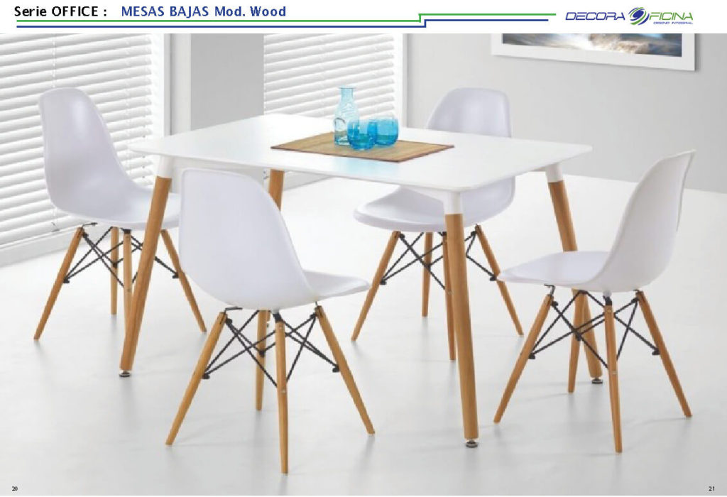 Mesas Office Wood 6
