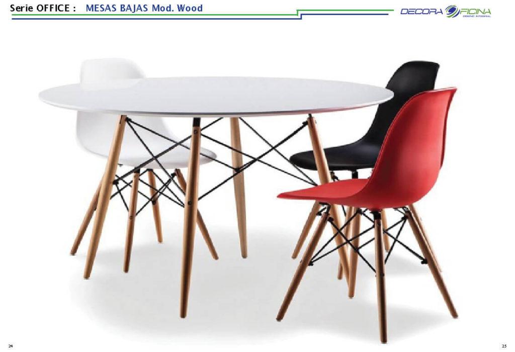 Mesas Office Wood 8