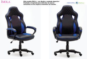 Sillon gamer Imola 2