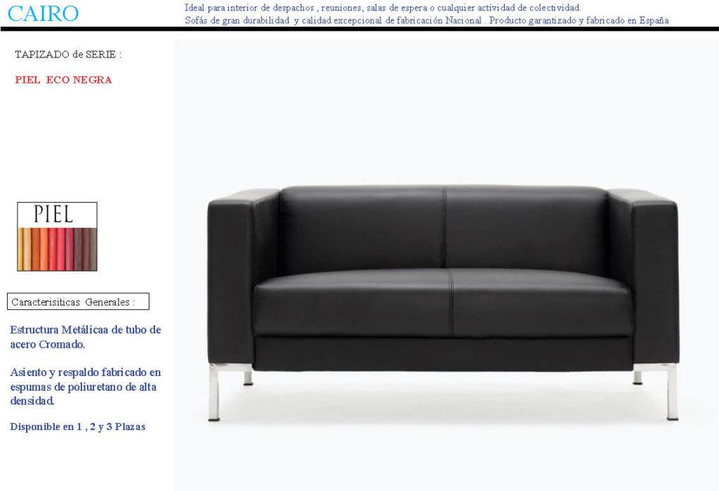 Sofa modelo Cairo 4