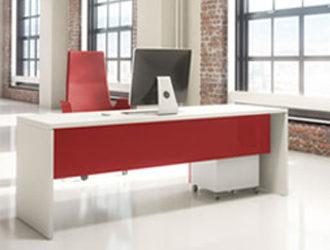 Muebles Oficina Deluxe ALTO BRILLO
