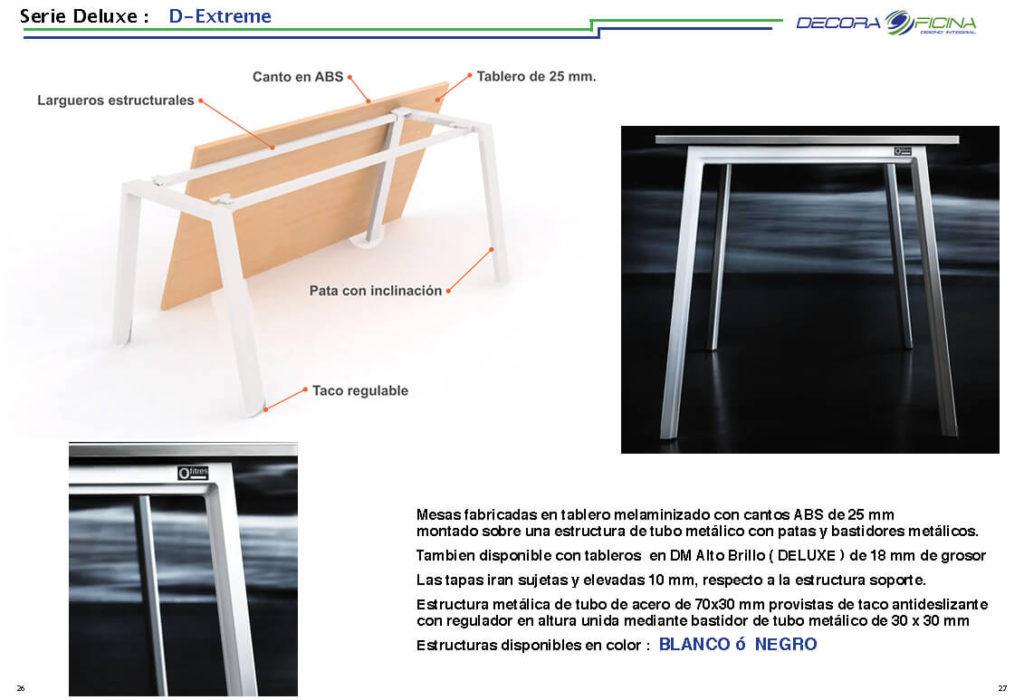 Estructuras Extreme