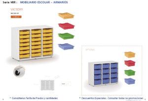 armario escolar Mir 04