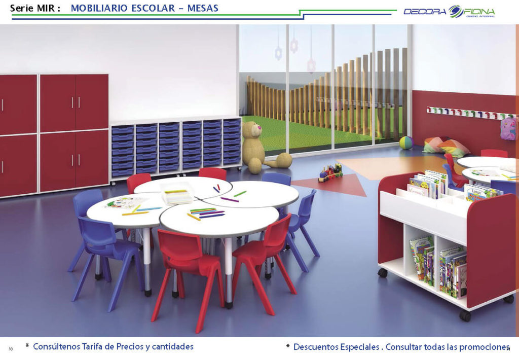 mesa escolar mir 05