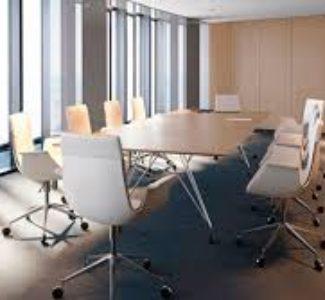 Cómo decorar las salas de reuniones