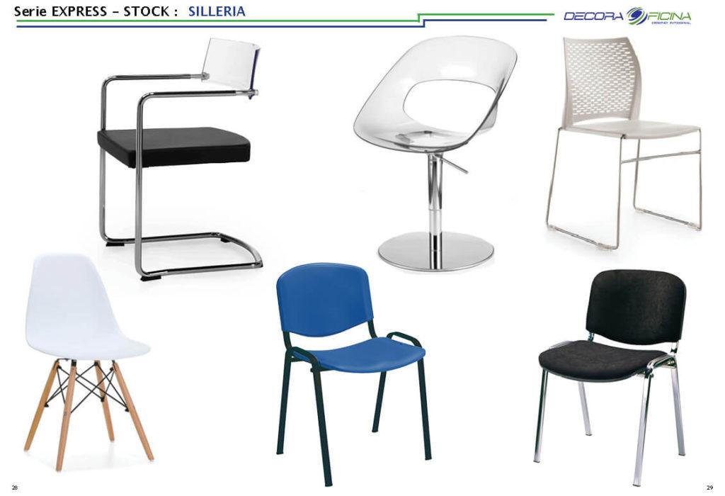 Sillas Stock Express 02